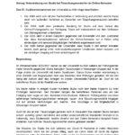 Unterstützung von Studis bei Täuschungsvorwürfen im Online-Semester
