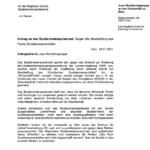"""Gegen die Abschaffung des Fachs """"Sozialwissenschaften"""""""